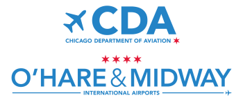 Chicago Department of Aviation Logo 2